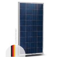 140W - 165W Camping Crystalline Silicon Solar Panels Long Term Output Stability Manufactures