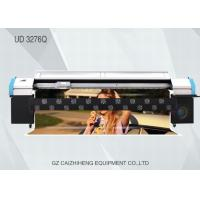 Automatic Wide Format Solvent Printer Desktop High Resolution UD 3276Q 3200mm Manufactures