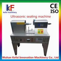 Multi-functional Ultrasonic Plastic Tube Sealing Machine with Cutting Manufactures