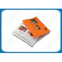 Window Kraft Bubble Padded Envelope , Small Padded Mailing Envelopes Manufactures