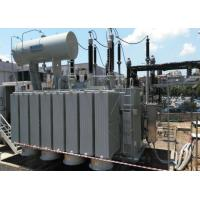 60MVA 150kV Oil Immersed  Power Transformer Three Phase YNynd11 Manufactures