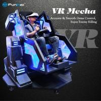 Joystick Control Real Mecha Feeling 9D Virtual Reality Simulator In Game Park Manufactures