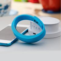 China Multifunction 3D Motion Sensor Pedometer Calorie Counter with 21 days standby time on sale