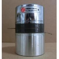 CE Triple Frequency 40khz / 80khz / 120khz Transducer , ultrasonic generator Manufactures