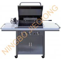 Tkd all in stainless steel outdoor gas bbq grill for