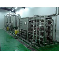 Commercial Reverse Osmosis Water Systems For RO Water Filtration Plant Manufactures