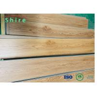 SPC Rigid Core Vinyl Flooring Easy Installation Without T - Molding For Transitions Manufactures