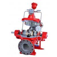 HSC UL    Fire Fighting motor Pump sets with TECHTOP Engine and Eaton Controller 1000GPM 150PSI Manufactures