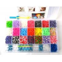 high quality rainbow loom rubber bands,fun loops rainbow loom wholesale Manufactures