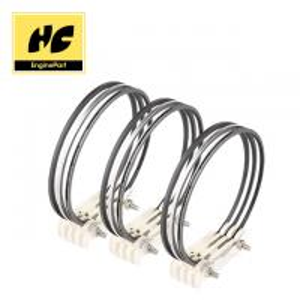 China HC Customized Piston Ring Diesel Engine Parts Round 100,000KM Warranty on sale