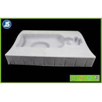 Luxury Up-market Liquid Bottle Flocking Tray Packaging With 0.8 mm PS Flocking Manufactures
