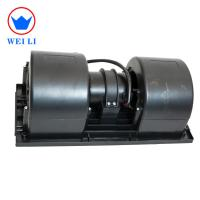 Truck / Bus Air Conditioner Evaporator Blower Fan With Resistor / Air Conditioner Parts Manufactures