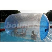 0.8mm or 1.0mm PVC Material Inflatable Roller Ball For Pool Or Lake Manufactures