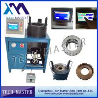 Air Suspension Shock Absorber Air Spring Strut Hydraulic Hose Crimping Machine For BMW Manufactures