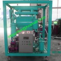 Quality Ex  Insulating Oil Filtration Machine,High dielectric strength inproved,Insulating Oil Purifier for Power Stati for sale