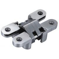Durable Fire rating Stainless Concealed Door Hinge 19x95mm 180 Degree Manufactures
