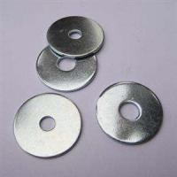 Narrow Round Metal Washers M4 M5 , Thin Flat Washers DIN BSW ANIS Standard Manufactures