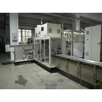 Full Servo Ready Bags Sanitary Napkin Packing Machine  ISO9000 Certification Manufactures