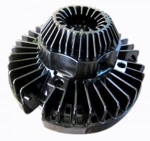 280T Hydraulic Machine Aluminum Pressure Die Casting Heat Sink Parts ASTM / AISI Manufactures