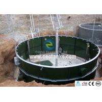 Gfs Waste Water Storage Tanks With The Flexibility And Strength Of Steel Corrosion Resistance Manufactures