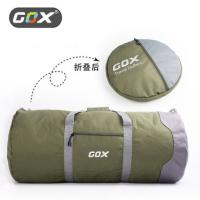0 . 19Kg Collapsible Luggage Bag , Customized Logo Folding Travel Duffle Bag Manufactures