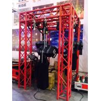 Electric Motor Chain Hoist For Construction Loading  Standard Chain Fall Hoist Manufactures