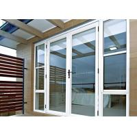 Arched Decorative Glass Entrance Doors Sound Insulation For Commercial Building Manufactures