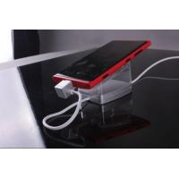 Quality COMER acrylic mobile phone stand for security display system for mobile stores for sale