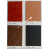 PVC Flooring , Homogeneous PVC Flooring , Commercial PVC resilient Flooring in roll, 2.0mm*2.0m*20m Manufactures