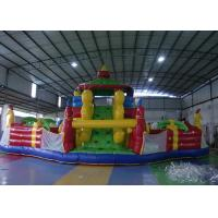 Buy cheap Vivid Waterproof Inflatable Toddler Playground , Inflatable Amusement Park from wholesalers