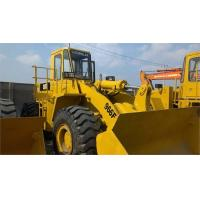 China Original Japanese Used CAT 966F Wheel Loader Caterpillar Loader on sale