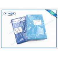ISO Approved nonwoven disposable bed sheets for hospital / spa / massage Manufactures