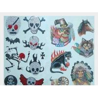 Temporary body tatoo sticker Manufactures
