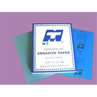 China Non-coilling Latex abrasive paper-MT CC88P on sale