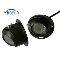 Metal IR Mini TVI Car security monitor camera Dome Style 1080P 2MP Inside Manufactures