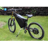 "Shimano 7 Speed 26"" 48v 1000w Enduro E Bike Mens / Womens Electric Bikes Manufactures"