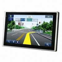6-inch Portable GPS with FM Radio, AV-in Function and 4GB Memory, Bluetooth Manufactures