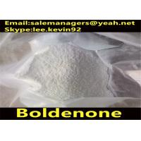 Cas 846-48-0 Boldenone Steroids / 1 Dehydrotestosterone 99.5% Purity ISO Approved Manufactures
