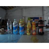 Multi Color Large Inflatable Product Replicas Bottle With Good Advertising Effect Manufactures