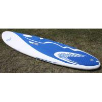 Blue / Orange 3.2m Inflatable Sup Board Racing Paddle Boards For Surfing Manufactures