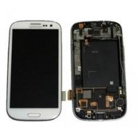 China Digitizer TFT LCD Screens Black 4.3 Inch For Samsung I9300 Galaxy S3 on sale