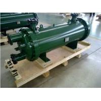 ASME Standard Shell And Tube Heat Exchanger Stainless Steel Material Manufactures