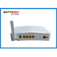 Non Blocking Switching ONU WiFi Modem HGU Terminal Devices 200mm×150mm×37mm Manufactures