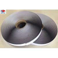 25MM Sticky Self Adhesive hook and loop tape roll / touch and close fastener Long Circle Life Manufactures