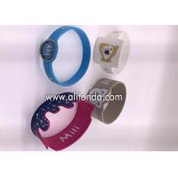 Irregularity shape silicone wrist band custom printing personalized silicone bracelet silicone wrist band printed Bands Manufactures