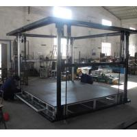 18mm Plywood Board Rotating Stage Platform Aluminum Alloy Hydraulic Stage Lift Manufactures