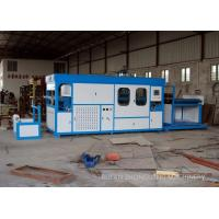 China Automatic Plastic Vacuum Forming Machine PLC Control System Stable Feeding on sale