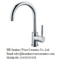 Single Lever Sink mixer Chrome Sanitary Ware Manufactures