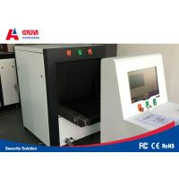 10mm Steel Penetration X Ray Scanning Machine Airport Baggage Scanner Manufactures