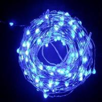 10m/100leds battery operated rope lights outdoor use Manufactures